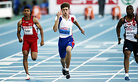 Friidrett, 27. juli  2010 ,<br /> EM Barcelona<br /> <br /> European Athletics Championships<br /> Barcelona<br /> <br /> Christophe Lemaitre , FRA 100 m <br /> <br /> Foto: Anders Hoven , Digitalsport