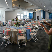 "Bell Harbor ""Party on the Pier"". Olympic room. #BHpartyonthepier Photo by Alabastro Photography."