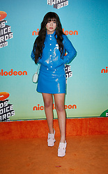 March 23, 2019 - Los Angeles, CA, USA - LOS ANGELES, CA - MARCH 23: Malina Weissman attends Nickelodeon's 2019 Kids' Choice Awards at Galen Center on March 23, 2019 in Los Angeles, California. Photo: CraSH for imageSPACE (Credit Image: © Imagespace via ZUMA Wire)
