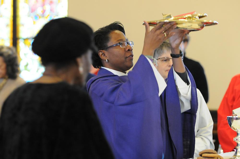Grace Church service