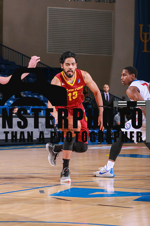 Canton Charge Guard JORGE GUTIERREZ (13) drives down the lane in the second half of a NBA D-league regular season basketball game between the Delaware 87ers and the Canton Charge Tuesday, JAN, 26, 2016 at The Bob Carpenter Sports Convocation Center in Newark, DEL.