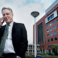 Nederland, Amsterdam , 7 april 2011..Gary S. Kaplan, heeft MD is voorzitter en CEO van de Virginia Mason Medical Center (VMMC) in Seattle sinds februari 2000..Foto:Jean-Pierre Jans