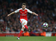 Arsenal v Sunderland - 16 May 2017