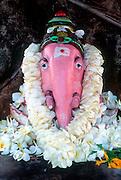 Ganesh shrine. near Batticaloa..