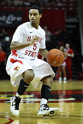 29 December 2011:  Anthony Cousin during an NCAA mens basketball game between the Northern Illinois Panthers and the Illinois State Redbirds in Redbird Arena, Normal IL