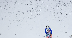 20.03.2015, Planica, Ratece, SLO, FIS Weltcup Ski Sprung, Planica, Finale, Skifliegen, im Bild Rune Velta (NOR) //during the Ski Flying Individual Competition of the FIS Ski jumping Worldcup Cup finals at Planica in Ratece, Slovenia on 2015/03/20. EXPA Pictures © 2015, PhotoCredit: EXPA/ JFK