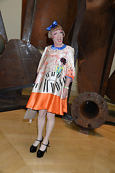 GRAYSON PERRY at the preview party for The Royal Academy Of Arts Summer Exhibition 2013 at Royal Academy of Arts, London on 5th June 2013.