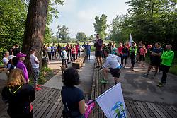 Priprave na Ljubljanski maraton 2018, on May 12, 2018 in Ljubljana, Slovenia. Photo by Urban Urbanc / Sportida