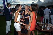 ROXIE NAFOUSI; MANDI MACK; SIMONE WRAY, After party at China White's club. Cartier International Day at Guard Polo Club, Windsor Great Park. 24 July 2011. ChinaWhite Tent during Cartier Polo. <br /> <br />  , -DO NOT ARCHIVE-© Copyright Photograph by Dafydd Jones. 248 Clapham Rd. London SW9 0PZ. Tel 0207 820 0771. www.dafjones.com.