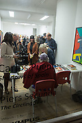 MICHAEL HOROVITZ, Michael Horovitz and Vanessa Vie with guests Carlos Puente and Isabel del Rio, Stretches of Spain event, Art Project Space, Bermondsey St. London. 31 March 2016