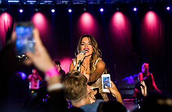 Croatian singer Severina Vuckovic performs during Music concert in Portoroz, on July 22, 2017 at Plaza Portoroz, Slovenia. Photo by Vid Ponikvar / Sportida
