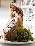 Spicey Tuna roll - Fried