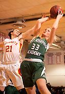 St. Joseph's Academy vs Incarnate Word Academy girls' basketball