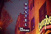 Cleveland Hostel on Thursday, Sept. 27, 202.