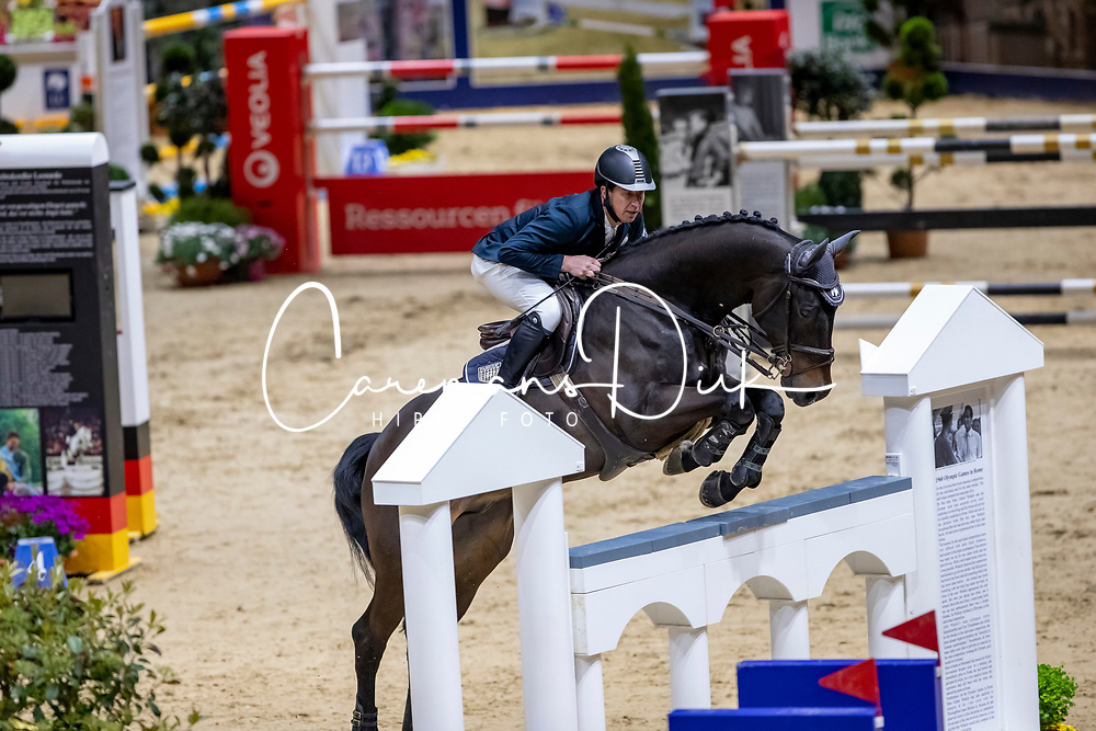 Klaproth Dirk, GER, Following Dream D<br /> Grand Prix <br /> Braunschweig - Löwenclassics 2019<br /> © Hippo Foto - Stefan Lafrentz