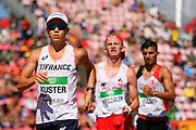 David Kuster (FRA) compets in 10 000 Metres Walk Men during the IAAF World U20 Championships 2018 at Tampere in Finland, Day 5, on July 14, 2018 - Photo Julien Crosnier / KMSP / ProSportsImages / DPPI