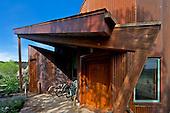 Aspen Home, Fall 2008, Crystal River House, Steven Conger Architects