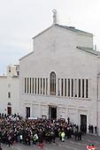 Traslazione corpo di San Pio San Giovanni Rotondo
