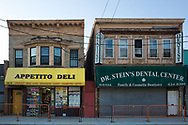 Appetito Deli and Dr. Stein's Dental Center on  the Rockaways