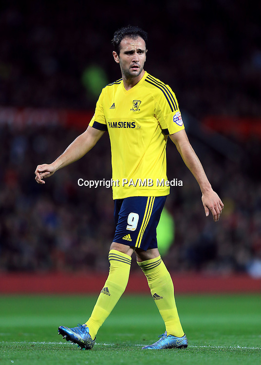Middlesbrough's Kike