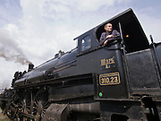 Strasshof, Austria.<br /> Opening of the season at Das Heizhaus - Eisenbahnmuseum Strasshof, Lower Austria's newly designated competence center for railway museum activities.<br /> kkStB 310.23 (Austrian Imperial Railways), ca. 1911-1916.