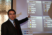 National Team Competitions Draw<br /> Nella foto: carlo recalcati<br /> Foto Ciamillo