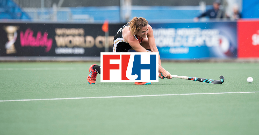 AUCKLAND - Sentinel Hockey World League final women<br /> Match id 10293<br /> 03 England v Germany <br /> Foto:  Janne Muller - Wieland. <br /> WORLDSPORTPICS COPYRIGHT FRANK UIJLENBROEK