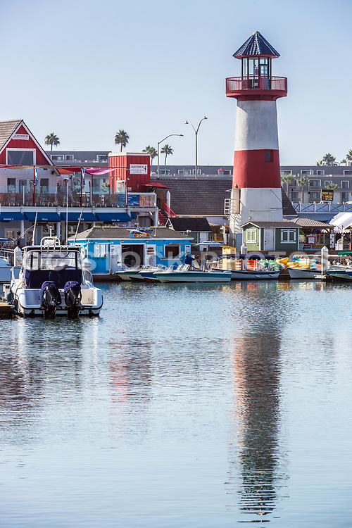 Oceanside Harbor Village South End | SoCal Stock Photos & OC