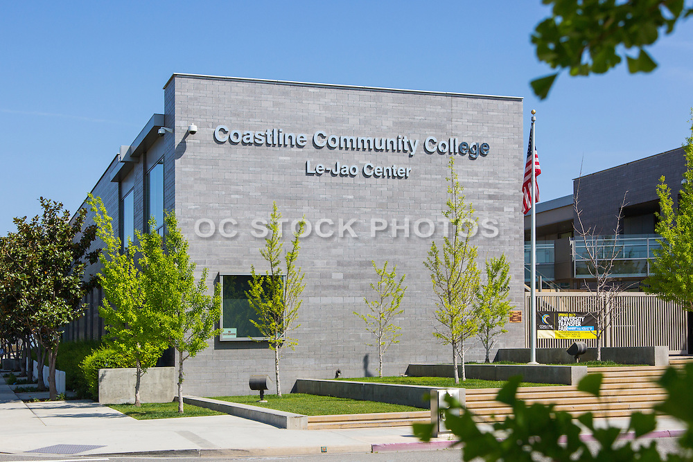 Coastline Community College Le-Jao Center in Westminster