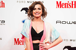 28.01.2016, Goya Theatre, Madrid, ESP, Men'sHealth Awards, im Bild Anita del Rey attends // to the delivery of the Men'sHealth awards at Goya Theatre in Madrid, Spain on 2016/01/28. EXPA Pictures © 2016, PhotoCredit: EXPA/ Alterphotos/ BorjaB.hojas<br /> <br /> *****ATTENTION - OUT of ESP, SUI*****