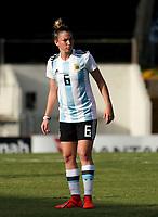 International Women's Friendly Matchs 2019 / <br /> Cup of Nations Tournament 2019 - <br /> Argentina vs South Korea 0-5 ( Leichhardt Oval Stadium - Sidney,Australia ) - <br /> Aldana Cometti of Argentina
