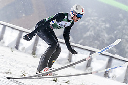 February 8, 2019 - Lahti, Finland - Andreas Kolset Stjernen participates in FIS Ski Jumping World Cup Large Hill Individual training at Lahti Ski Games in Lahti, Finland on 8 February 2019. (Credit Image: © Antti Yrjonen/NurPhoto via ZUMA Press)
