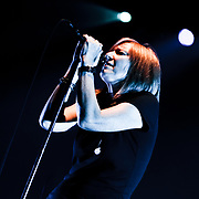 Beth Gibbons of Portishead, in Los Angeles.