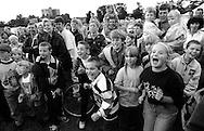 1993 Yorkshire Miner's Gala. Wakefield.