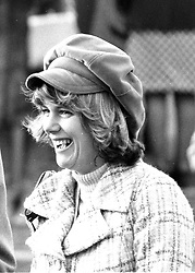CAMILLA PARKER BOWLES in March 1974.<br /> HHM 11 WO
