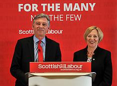 Richard Leonard Scottish Labour unveils new Deputy Leader, Glasgow, 4 June 2018