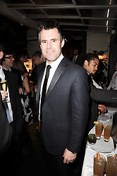 KENNY LOGAN at the Johnnie Walker Blue Label great Scot Award 2010 in association with The Spectator and Boisdale held at Boisdale of Belgravia, 22 Ecclestone Street, London SW1 on 24th February 2010.