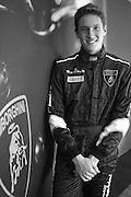 October 3-5, 2013. Lamborghini Super Trofeo - Virginia International Raceway. #14 Andrew Palmer, GMG Racing, Lamborghini of Beverly Hills