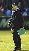 2005/06 Powergen Cup, Bath Rugby vs Gloucester Rugby, Acting chief coach, Mike Foley, supervises the pre game traing session at, The Rec, 03.12.2005.   © Peter Spurrier/Intersport Images - email images@intersport-images..