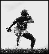 George Braceland, senior athlete.