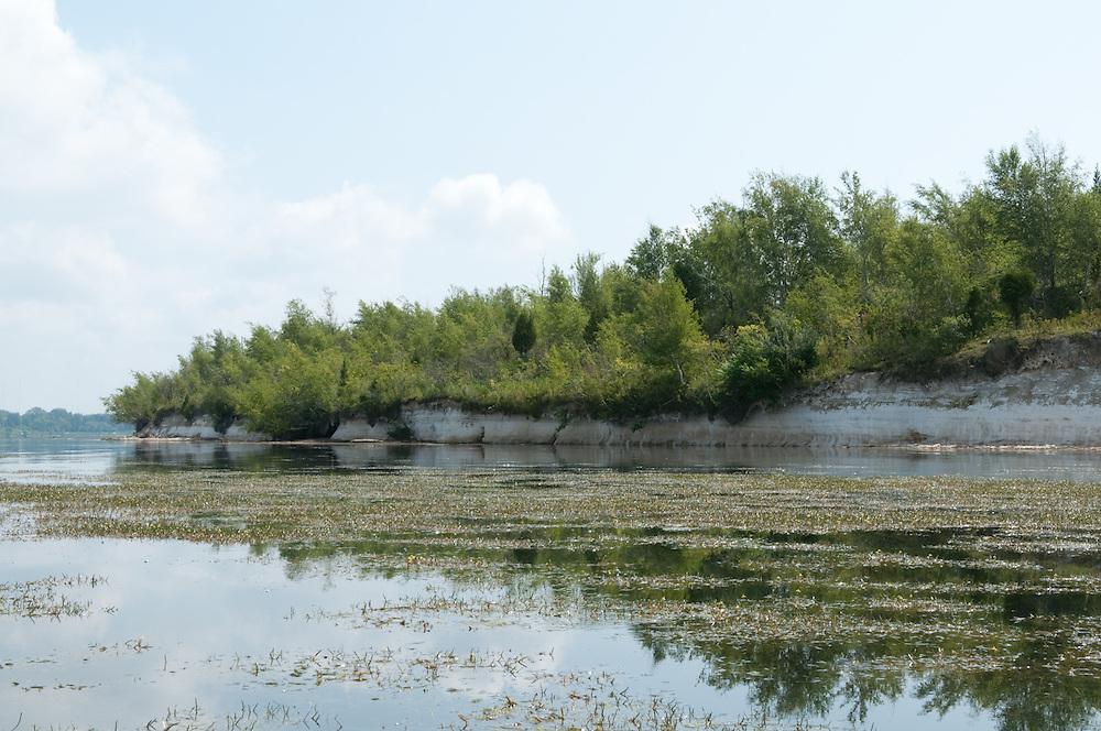 Ninemile Creek and Onondaga Lake