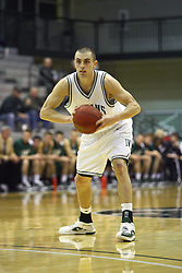17 December 2011: John Koschnitzky during an NCAA mens division 3 basketball game between the Washington University Bears and the Illinois Wesleyan Titans in Shirk Center, Bloomington IL