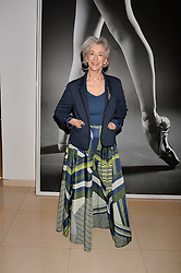 Maureen Lipman at the Giselle Premier VIP Party, St.Martin's Lane Hotel, London England. 11 January 2017.