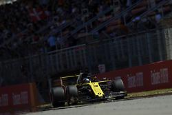 May 10, 2019 - Barcelona, Spain - Daniel Ricciardo of Australia driving the (3) Renault F1 Team RS19 during practice for the F1 Grand Prix of Spain at Circuit de Barcelona-Catalunya on May 10, 2019 in Barcelona, Spain. (Credit Image: © Jose Breton/NurPhoto via ZUMA Press)