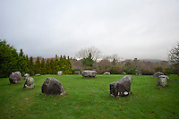Kenmare Stone Circle, County Kerry, Ireland