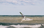Windsurfing at Greenwood Beach<br /> Evanston, IL <br /> <br /> &copy; Adam Alexander Photography 2015<br /> www.AdamAlexanderPhoto.com
