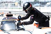 March 15-17, 2018: Mobil 1 Sebring 12 hour. 54 CORE autosport, ORECA LMP2, Jonathan Bennett,Loic Duval, Colin Braun, Romain Dumas pitstop