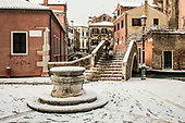 2018 - Venice In The Snow