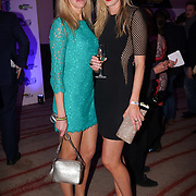 Westminster, UK. 20th Apr, 2017. Zoe & Hannah - HOFsisters attends The annually National UK Blog Awards at Park Plaza Westminster Bridge, London. by See Li