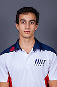 2016.02.19 NJIT Men's Tennis Team Portraits